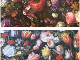 Zijn oud-hollandse bloemmotieven auteursrechtelijk beschermd?
