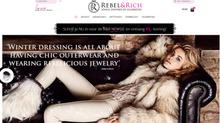 Rolls- Royce beschuldigt Rebel & Rich van merkinbreuk