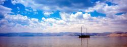 Залив Тала Бэй. Иордания.