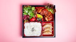 Spicy Chicken Teriyaki Bento