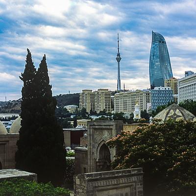 Азербайджан июнь 2012г.