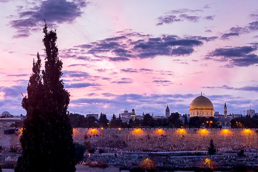 Святыни Иерусалима или одна фотонеделя в Израиле.