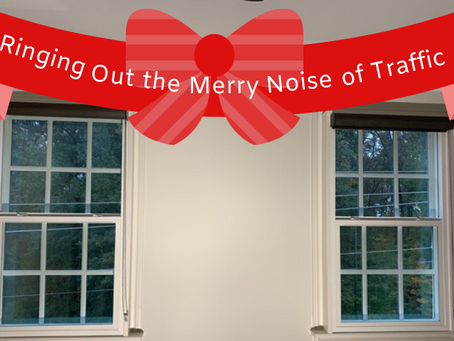Ringing Out the Merry Noise of Traffic…