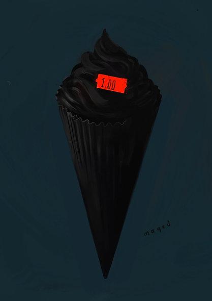 Black-cream