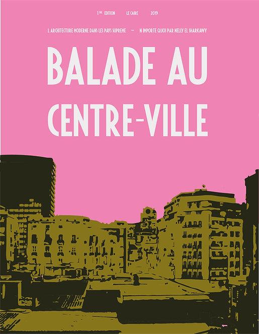 Ballade au Centre-Ville