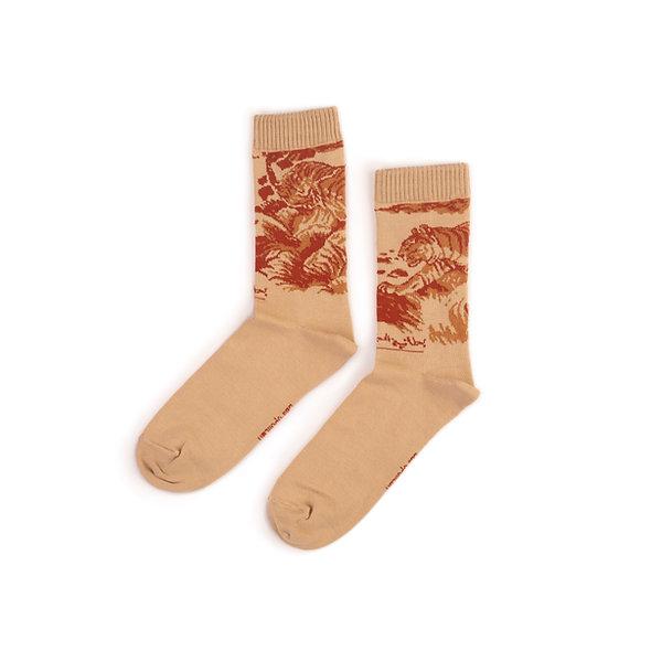 TigerBlanket Socks