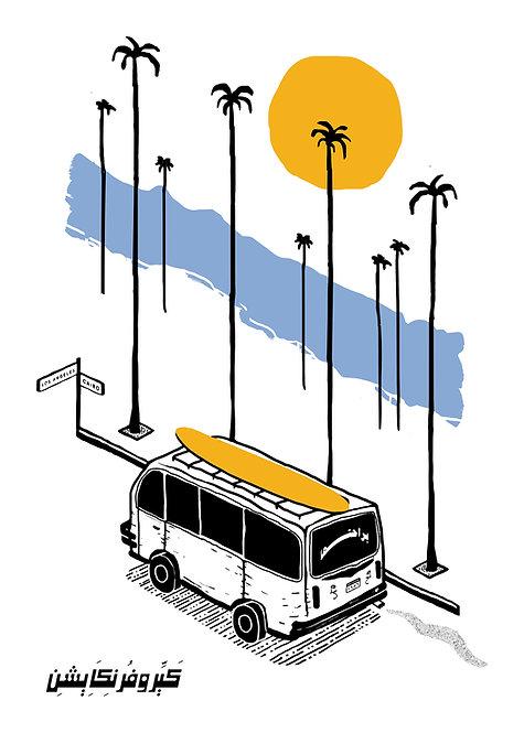 Cairofornication Bus