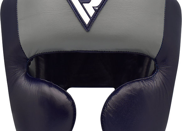 RDX O1 Full Face Boxing Sparring Headgear for Professionals Gray