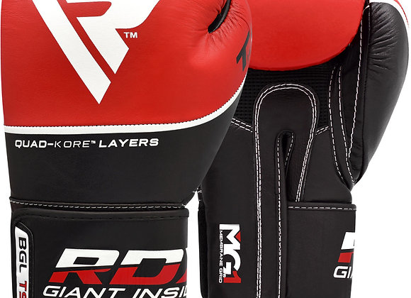 RDX T9 ACE LEATHER BOXING GLOVES