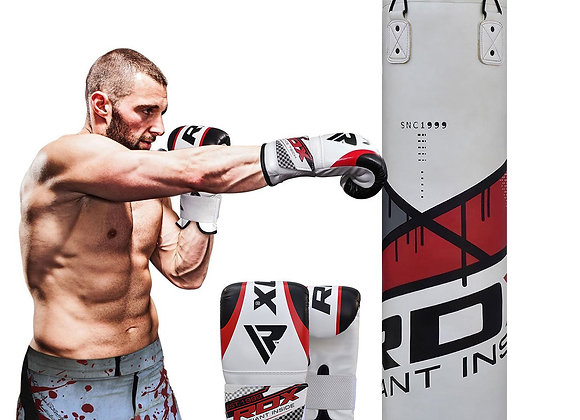 RDX F7 Ego Punch Bag & Bag Gloves
