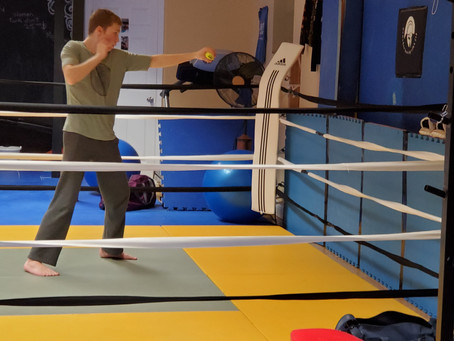 What to expect when you start boxing at Comodus