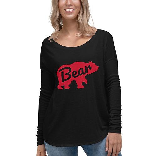 Bern Bear Ladies' Long Sleeve Tee