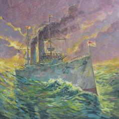 Japanisches Schlachtschiff II