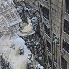 Weihnachten in Gotham City