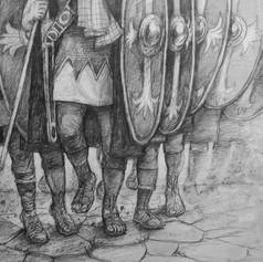 Marsch der Auxilia