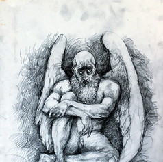 Gefallener Engel II