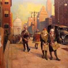 New York in den Zwanzigern