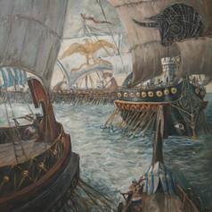 Die Flotte des Cäsars