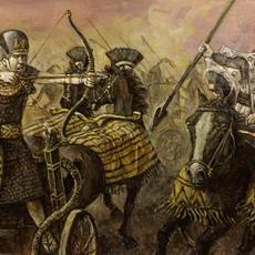 Streitwagen-Schlacht