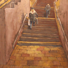 Bahnhofstreppe