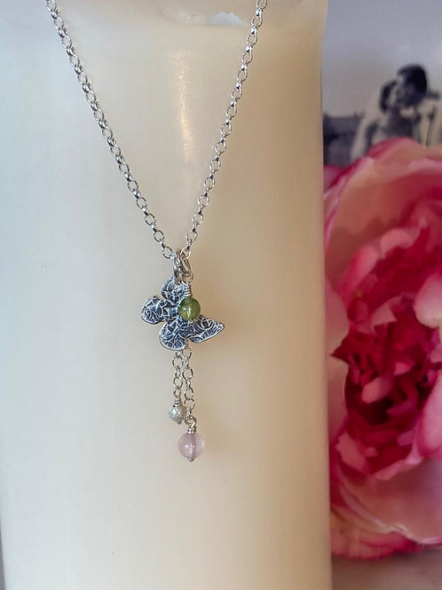 Butterfly Wishes Necklace