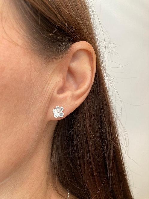 Baby Flower Stud Earrings