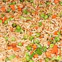 Vegan Fried Rice Dinner
