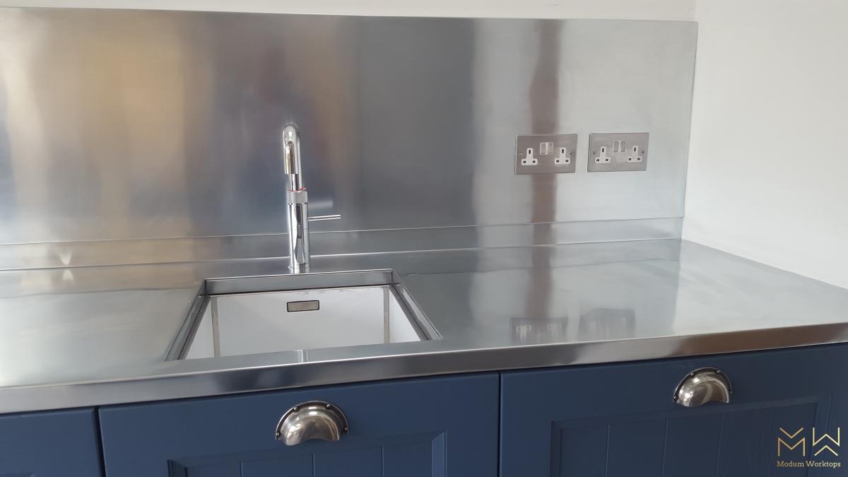 Zinc in the kitchen