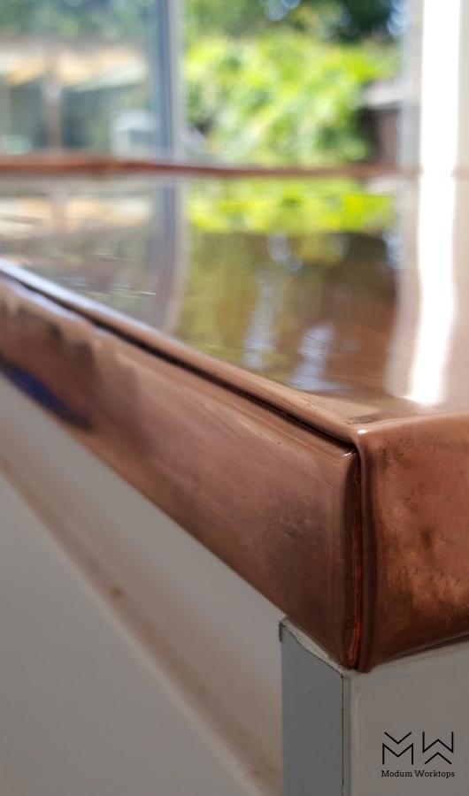 Rustic Copper worktop