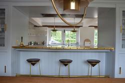 Brass in the kitchen