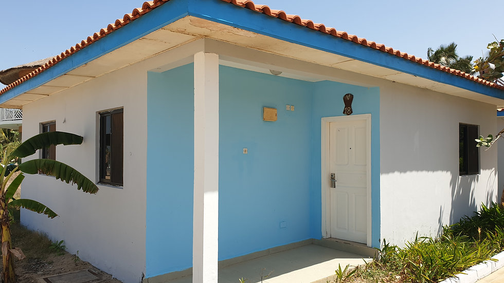 Two Bedroom Villa For Rent at Djembe Beach Resort Per Night