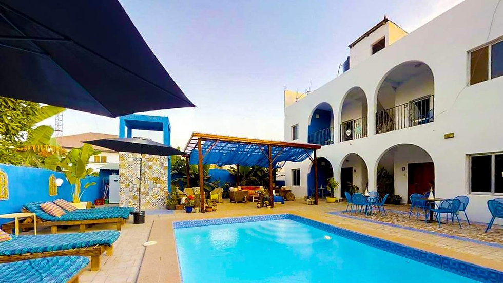One Bedroom Apartment For Rent at Camara Gardens Guest House Brufut