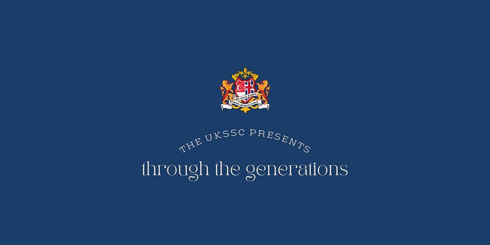 UKSSC Through the Generations 2021