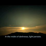 In Darkness, Light Persists