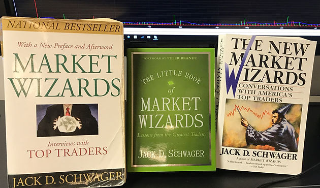 Wizards of the market book little
