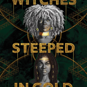 Book Review: Witches Steeped in Gold