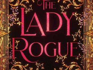 Book Review: The Lady Rogue