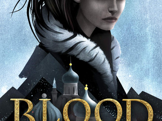 Book Review: Blood Heir