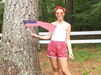 Making Traditions: 4th of July Edition