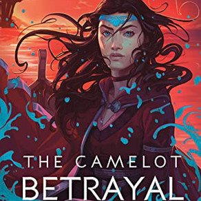 Book Review: The Camelot Betrayal
