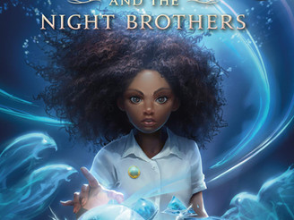Book Review: Amari and the Night Brothers