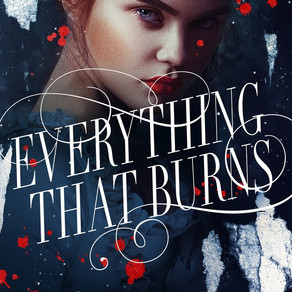 Book Review: Everything that Burns (Blog Tour)