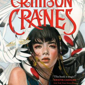 Book Review: Six Crimson Cranes