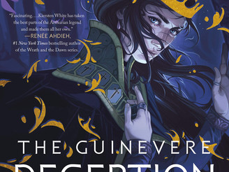 Book Review: The Guinevere Deception