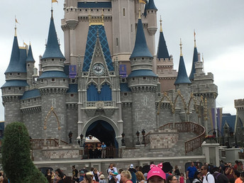 My First Trip To Disney: Day 5