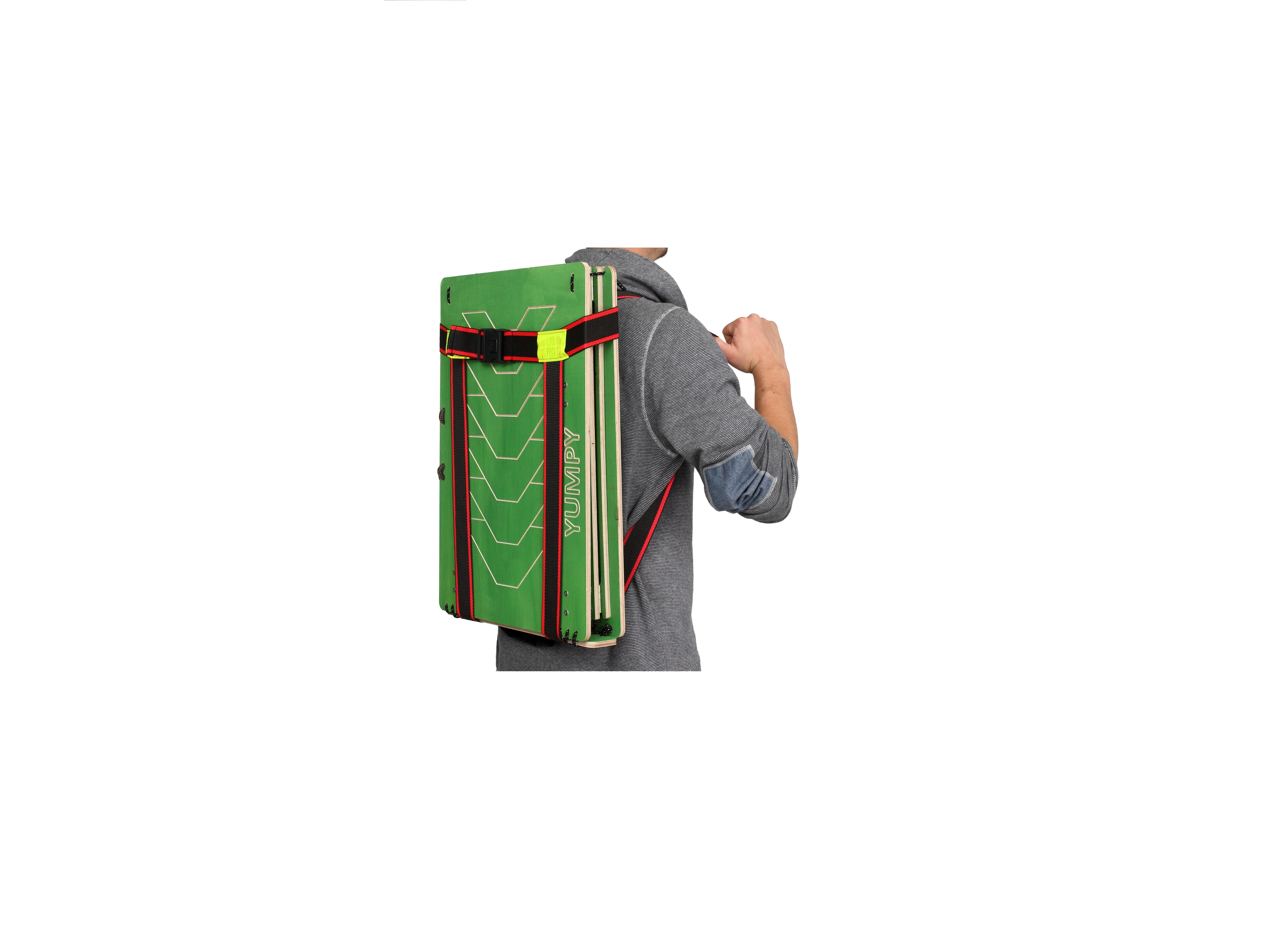 Portable ramp straps Byclex