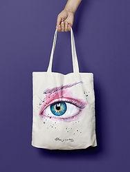 Tote Bag ojo