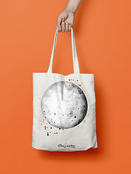 Tote Bag luna