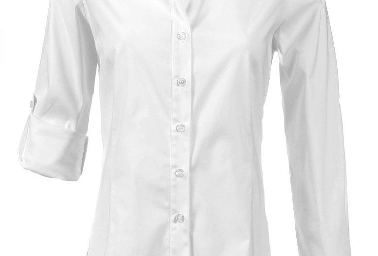 Finley White Joey Shirt