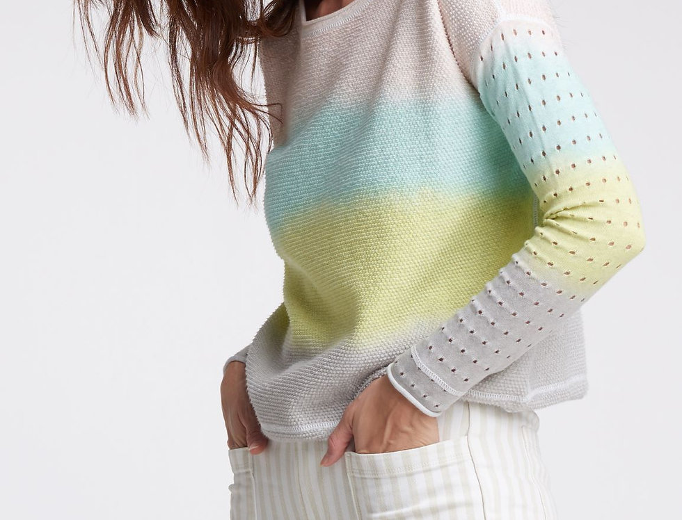 Lisa Todd Double Dip Sweater